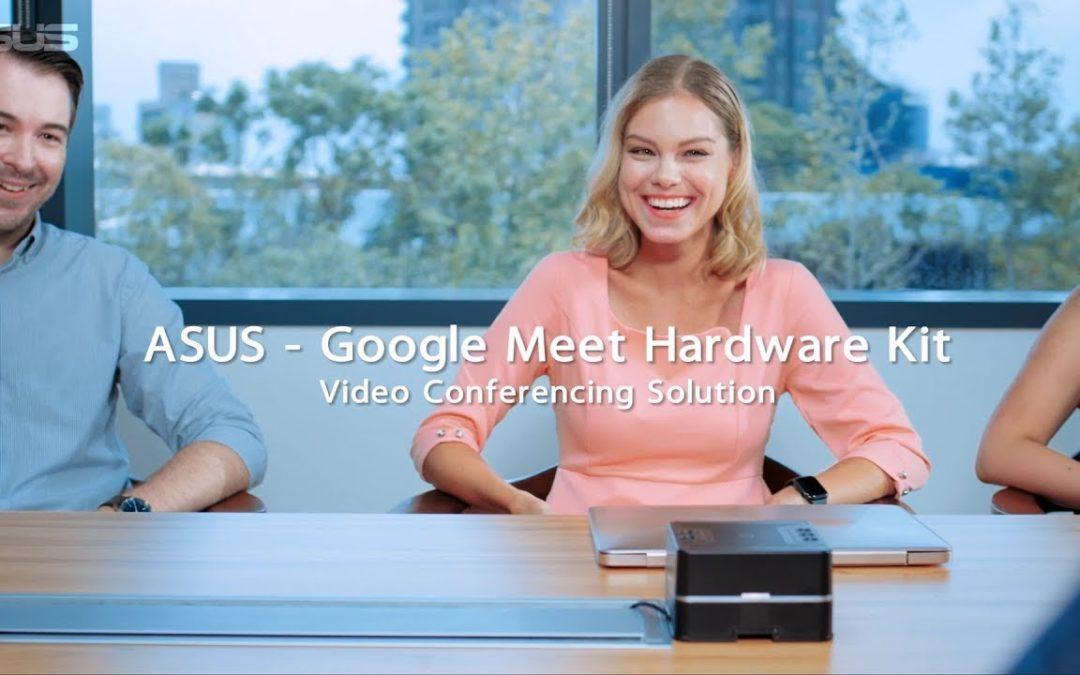 ASUS Google Meet Hardware Kit